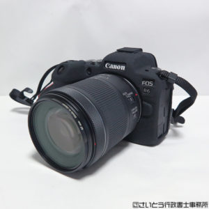 Canon EOS R6R F24-105 IS STM